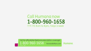 Humana Walmart Medicare Prescription Drug Plan, 'RX Plans' - Thumbnail 5