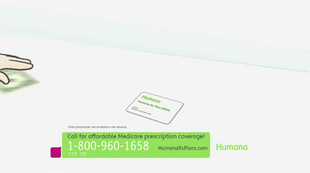 Humana Walmart Medicare Prescription Drug Plan, 'RX Plans' - Thumbnail 7