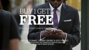 Men's Wearhouse TV Spot, 'Vested Suit'