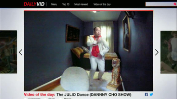 VISA TV Spot, 'Dance' Featuring Julio Jones - Thumbnail 4