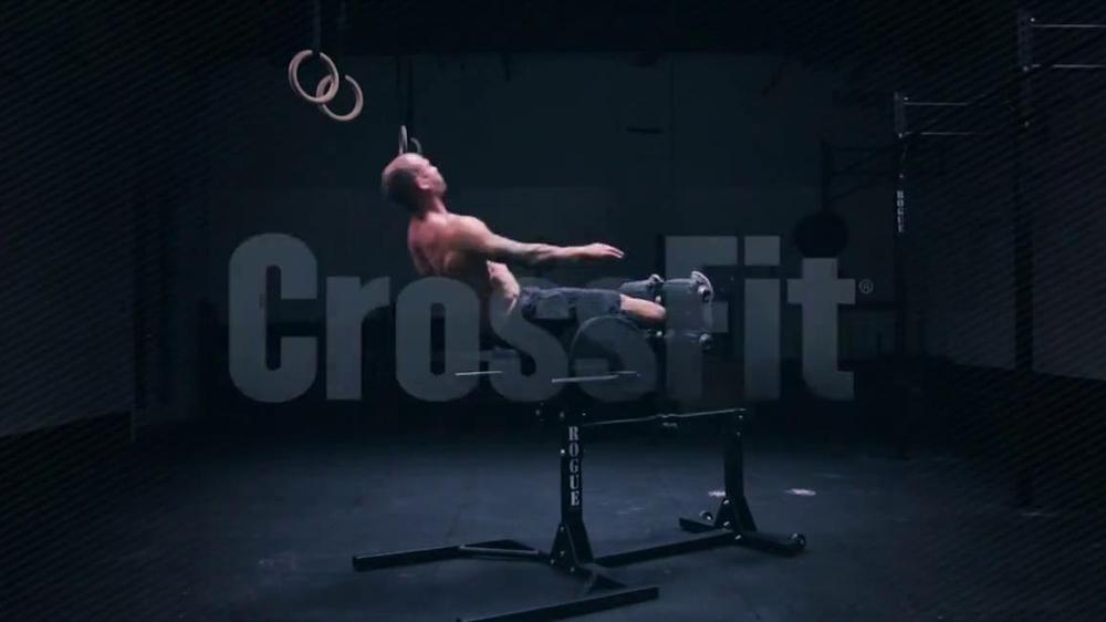 Reebok crossfit ad