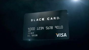 VISA Black Card TV Spot