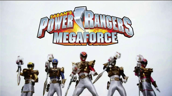Power Rangers Megaforce Battle Fire Megazord TV Spot - Thumbnail 1