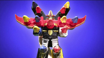 Power Rangers Megaforce Battle Fire Megazord TV Spot - Thumbnail 3