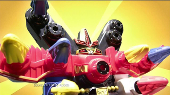 Power Rangers Megaforce Battle Fire Megazord TV Spot - Thumbnail 4
