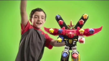 Power Rangers Megaforce Battle Fire Megazord TV Spot - Thumbnail 6