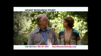 Heart Research Study TV Spot - Thumbnail 7