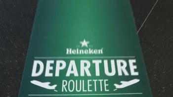 Departure roulette destinations