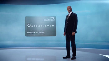 Capital One Quicksilver TV Spot, 'Kaching' Ft. Samuel L. Jackson - Thumbnail 2