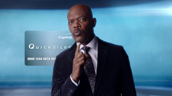 Capital One Quicksilver TV Spot, 'Kaching' Ft. Samuel L. Jackson - Thumbnail 9