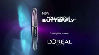 L'Oreal Paris Voluminous Butterfly Mascara TV Spot - Thumbnail 8