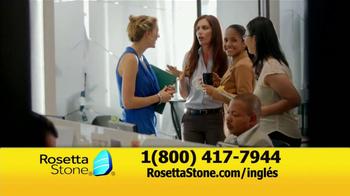 Rosetta Stone TV Spot, 'Antes y Ahora' [Spanish]