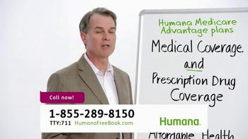 Humana Medical Advantage Plans TV Spot, 'Whiteboard' - Thumbnail 4