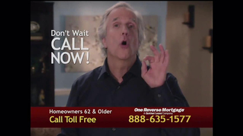 One Reverse Mortgage TV Spot, 'Myths' Featuring Henry Winkler - Thumbnail 10