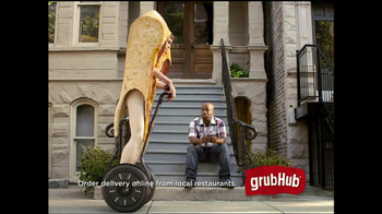 GrubHub TV Spot, 'You My Pizza?' - Thumbnail 3