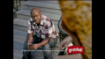 GrubHub TV Spot, 'You My Pizza?' - Thumbnail 6