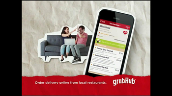 GrubHub TV Spot, 'You My Pizza?' - Thumbnail 9