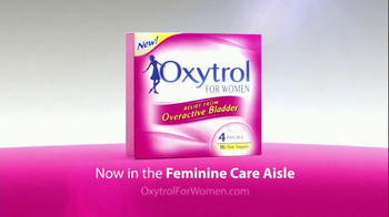 Oxytrol For Women TV Spot - Thumbnail 9