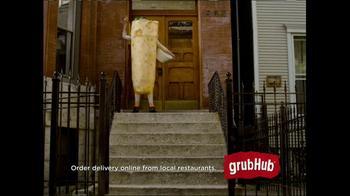 GrubHub TV Spot, 'Dressin' on the Side' - Thumbnail 5