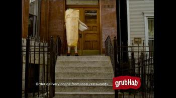 GrubHub TV Spot, 'Dressin' on the Side' - Thumbnail 6