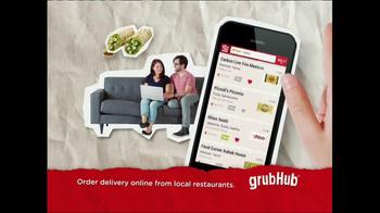 GrubHub TV Spot, 'Dressin' on the Side' - Thumbnail 8