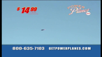 Power Planes TV Spot, 'Breakthrough in Micro Aviation' - Thumbnail 6