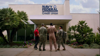 Navy Federal Credit Union TV Spot, \'Branches\'