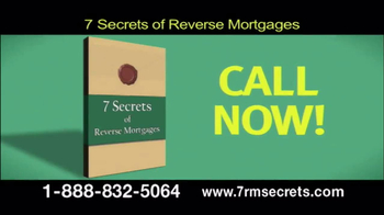 7 Secrets of Reverse Mortgages TV Spot, 'Get the Facts' - Thumbnail 1