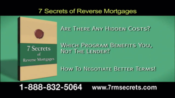 7 Secrets of Reverse Mortgages TV Spot, 'Get the Facts' - Thumbnail 6