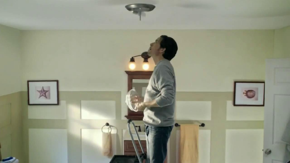 Lowe S Tv Commercial Refresh Your Bathroom Ispot Tv