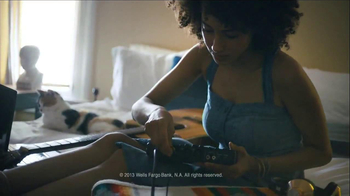 Wells Fargo TV Spot, '6 String Dream' Song by Andy Allo - Thumbnail 3