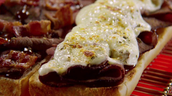 Quiznos Bourbon Steak Sub TV Spot, 'Floasted' - Thumbnail 10
