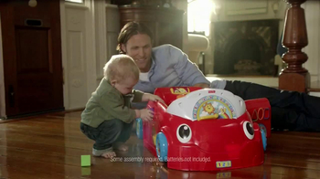 Fisher Price Crawl Around Car TV Spot - 1270 commercial airings
