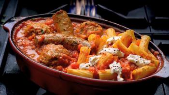Romano's Macaroni Grill TV Spot, 'New Menu'