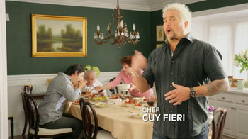 Rolaids TV Spot, 'Spicy Meat Sauce' Featuring Guy Fieri - Thumbnail 1