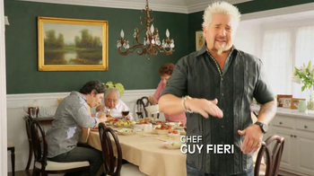 Rolaids TV Spot, 'Spicy Meat Sauce' Featuring Guy Fieri - Thumbnail 2