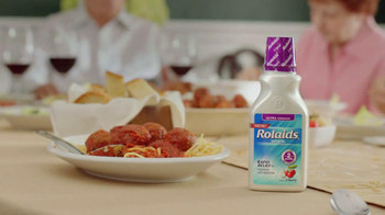 Rolaids TV Spot, 'Spicy Meat Sauce' Featuring Guy Fieri - Thumbnail 5