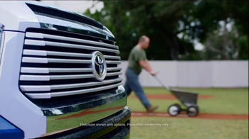 Toyota Camry Commercial Song >> 2014 Toyota Tundra TV Commercial, 'Baseball' - iSpot.tv