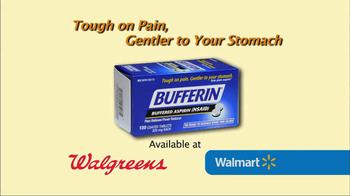 Bufferin TV Spot, 'Non-Steroidal' - Thumbnail 2