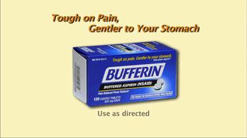 Bufferin TV Spot, 'Non-Steroidal' - Thumbnail 1
