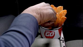 KFC Go Cup TV Spot, 'Rookie' - Thumbnail 7