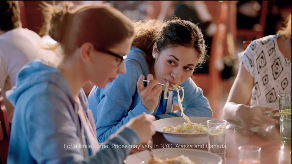 Olive Garden Buy One, Take One TV Commercial - iSpot.tv