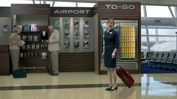Florida Orange Juice TV Spot, 'Flight Attendant' - 1853 commercial airings