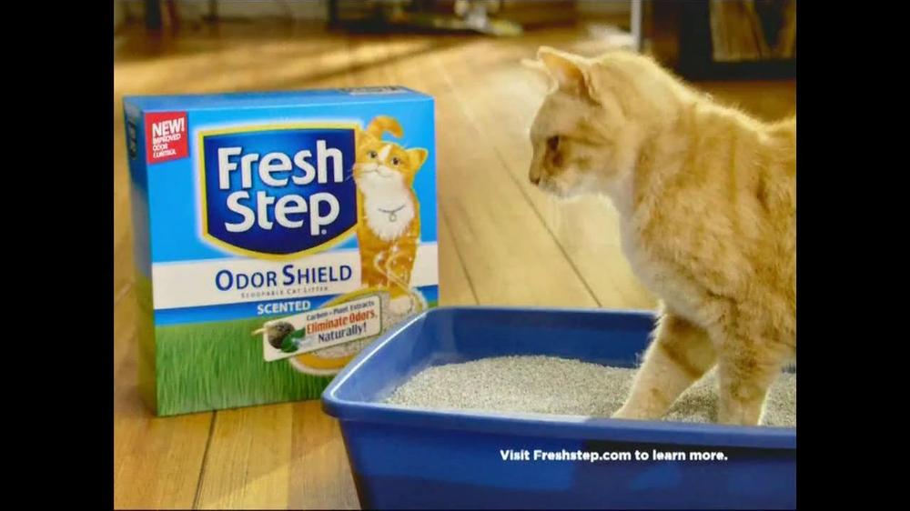 ad analysis fresh steps odor shield Fresh step odor shield, scoopable cat litter 14 pounds  advertisement advertisement advertisement 1-800-679-9691  fresh step crystals cat litter at cvs .