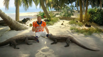 Old Spice TV Spot, 'Lizards' Featuring Wes Welker