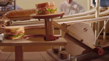 Panera Bread TV Spot 'Fresh Baked Bread'