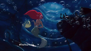 The Little Mermaid Blu-ray and Digital HD TV Spot - Thumbnail 7
