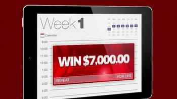 Publishers Clearinghouse TV Spot, '$7000 a Week' - Thumbnail 2