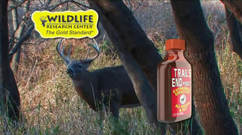 Wildlife Research Center Trail's End TV Spot '#307'
