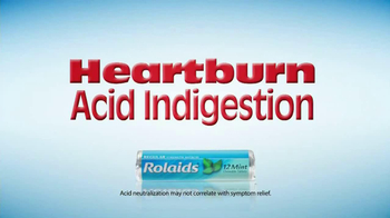 Rolaids TV Spot, 'How do You Spell Relief?' - Thumbnail 5